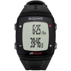 Sporthorloge Sigma ID Run Black