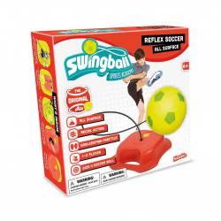 Swingball voetbaltrainer
