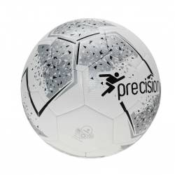 Voetbal Precision Fusion wit grijs