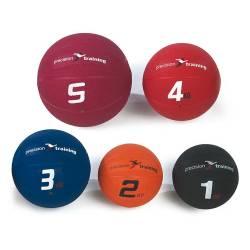 Medicijnbal Precision Training Oefening