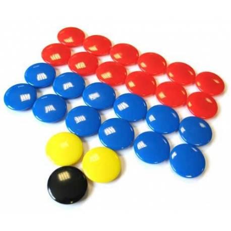 Magneten Tacktiekbord Precision Training