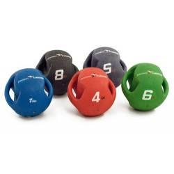 Medicijnbal met handvat Precision Training
