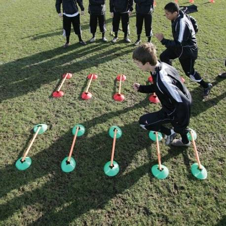 Speed Agility Ladder Set Precision Training