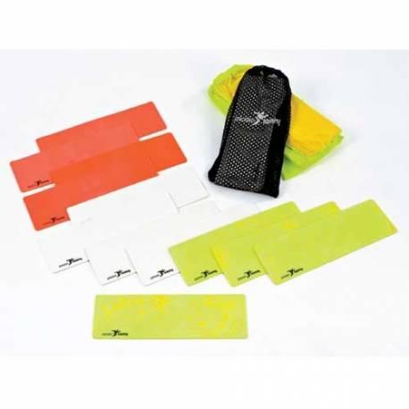 Flat Marker Rechthoek Precision Training
