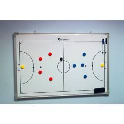 Coachbord Klein Zaalvoetbal