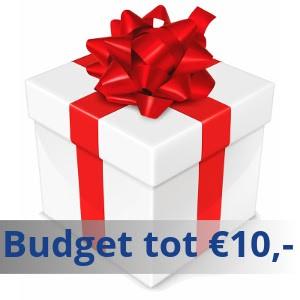 Budget tot €10