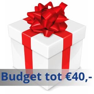 Budget tussen €30 en €40